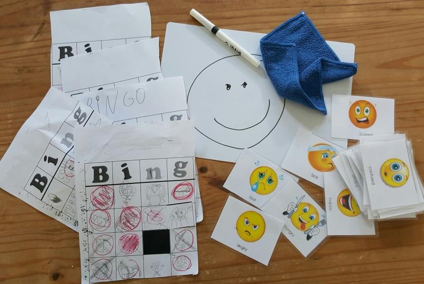 Smileys och Bingo